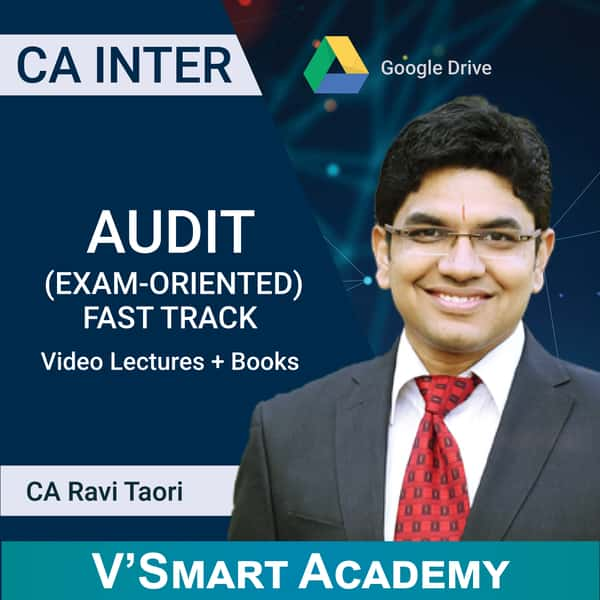 CA Inter Audit (Exam-Oriented) Fast Track Video Lectures by CA Ravi Taori (Download)