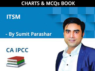 CA IPCC ITSM Charts & MCQs Book by Sumit Parashar