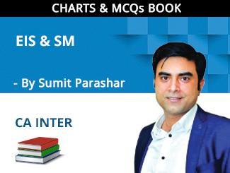 CA Inter EIS & SM Charts & MCQs Book by Sumit Parashar