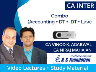 CA Inter Combo Video Lectures