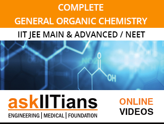 Complete General Organic Chemistry for IIT JEE (Main & Advanced