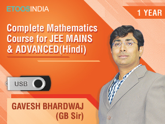 Complete Mathematics Course for JEE Mains & Advanced by GB