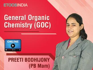 General Organic Chemistry (GOC) by PB Mam (VOD) By ETOOS