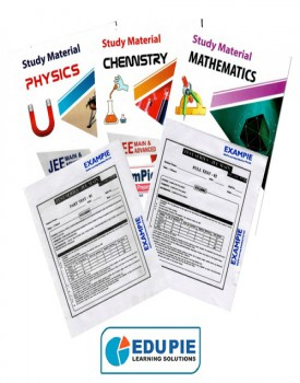 ExamPie - All In One PCM - JEE Mains and Advanced (Study Material + Offline Test Series - 8 Part Tests + 2 Full Tests)