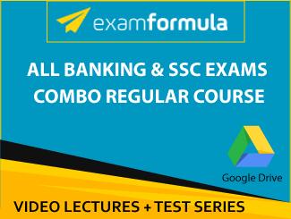 SSC + Bank Exam Pen Drive Course (Videos) By Vidya Guru