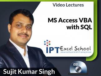 access vba sql