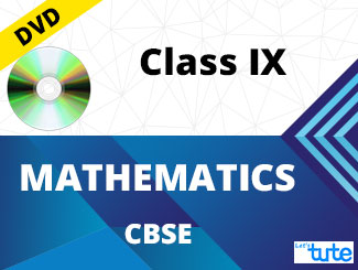 aa94339edc1f Math For Class IX (CBSE) Video Lectures on CD DVD By Lets Tute