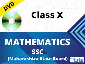 Math For Class X -Part 1 (SSC) Video Lectures on CD/DVD By