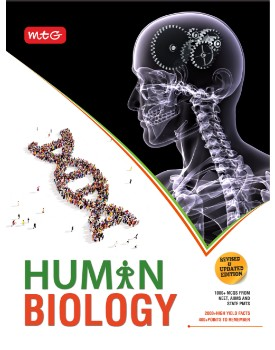 Human Biology book by MTG Learning