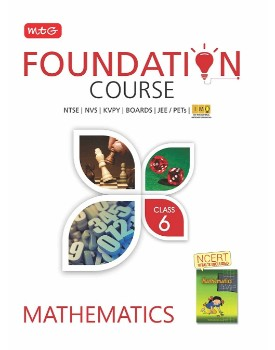 Mathematics Foundation Course For JEE/IMO/Olympiad - Class 6