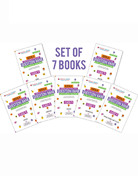 Oswaal Kerala SSLC Question Bank Class 9 (Set of 7 Books