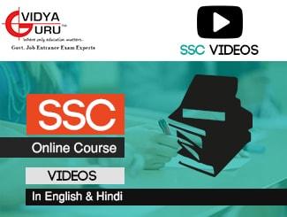 SSC Online Course (Videos)