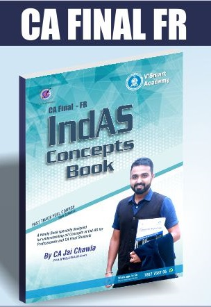 CA Final FR IND AS Concept Book by CA Jai Chawla