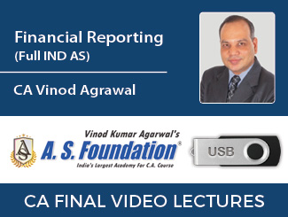 CA Final FR - Full IND AS Video Lectures by CA Vinod Agrawal