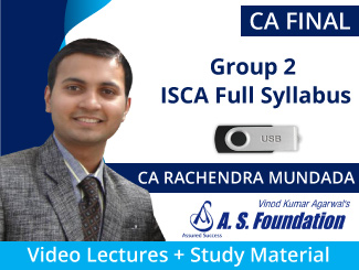 CA Final ISCA Full Syllabus Video Lectures by CA Rachendra ...