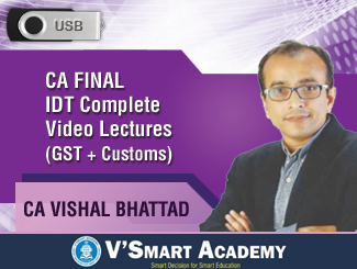 CA Vishal Bhattad IDT Complete Video Lectures