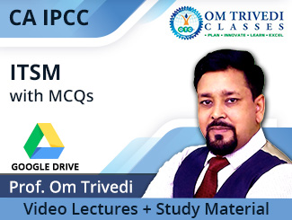 CA Inter SM with MCQs Video Lectures by Prof Om Trivedi (USB