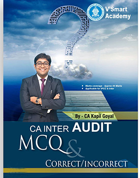 CA Inter Audit Questioner Book by CA Kapil Goyal