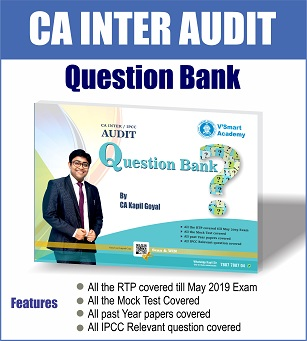 CA Inter Question Bank by CA Kapil Goyal