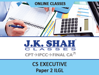 CS Executive Paper 7 ILGL Online Classes