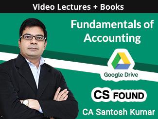 Cs executive company accounts video lectures by big expert sanjay.