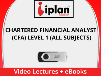 Chartered Financial Analyst (CFA) Level 1 (All Subjects) Video