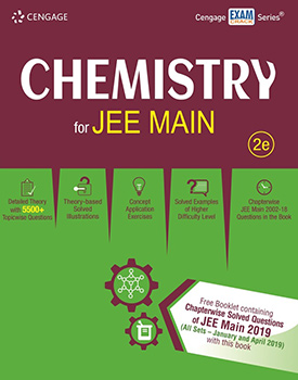 Chemistry for JEE Main Book by Seema Saini, K. S. Saini
