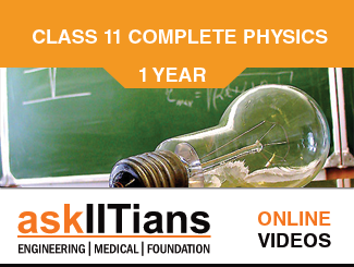 Complete Physics for JEE Main/Advanced 11th Class Online