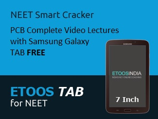 NEET Smart Cracker with Samsung Galaxy Tab (7 inch)