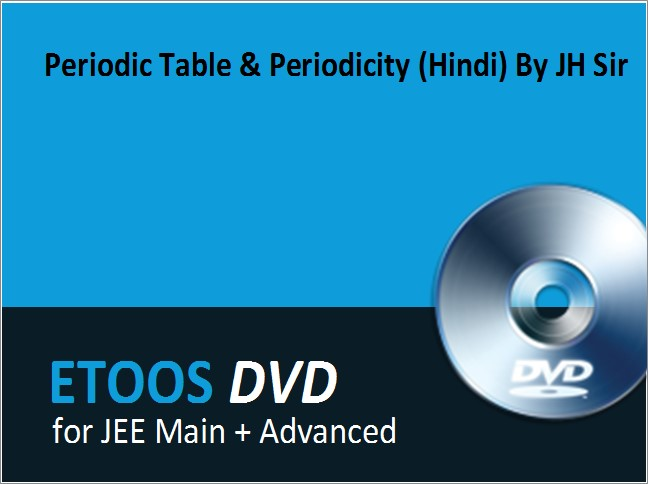Periodic table periodicity hindi by jh sir dvd by practice periodic table periodicity hindi by jh sir urtaz Gallery