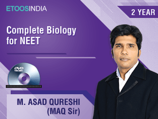 Complete Biology for NEET by MAQ Sir (DVD) 2 Years