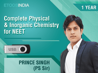 Complete Physical & Inorganic Chemistry for NEET by PS Sir (USB)