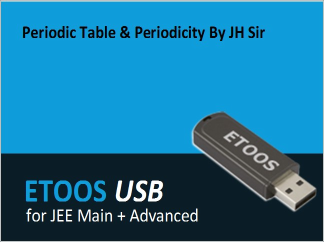 Periodic Table Periodicity By Jh Sir Usb By Etoos