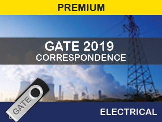 gate premium online correspondence course ee on usb 2019 by the gate academy