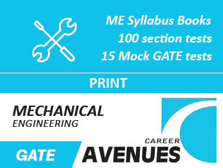 Gate Mechanical Engineering Study Material With Test