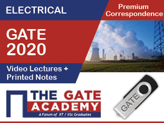 GATE Study Material & Video Lectures - Electrical