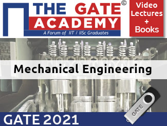 GATE Study Material & Video Lectures - Mechanical