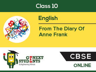 anne frank diary pdf cbse