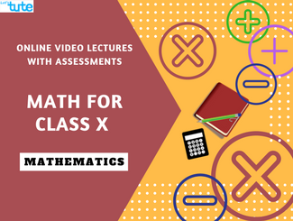 984f740ebfaf Math For Class X (CBSE) Online Video Lectures By Lets Tute