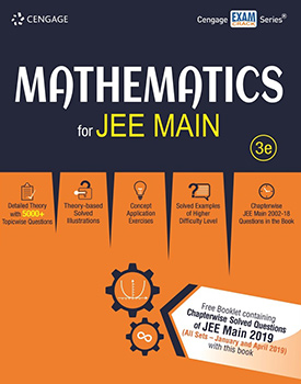 Mathematics for JEE Main Book by G. Tewani