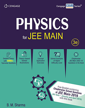 Physics for JEE Main Book by BM Sharma