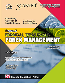 Financial treasury and forex management new syllabus