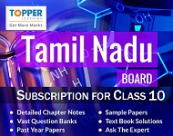 TopperLearning Annual Subscription for Tamil Nadu Class 10 By