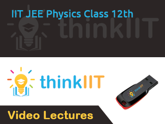 IIT JEE Video Lectures Physics Class 12th In USB Stick By